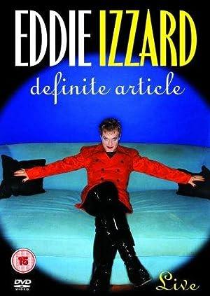 watch Eddie Izzard: Definite Article full movie 720