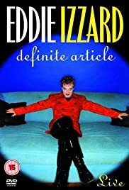 Eddie Izzard: Definite Article Poster