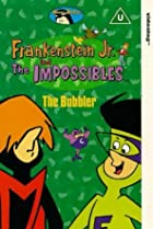 Frankenstein, Jr. and the Impossibles (1966) Poster