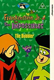 Frankenstein, Jr. and the Impossibles Poster