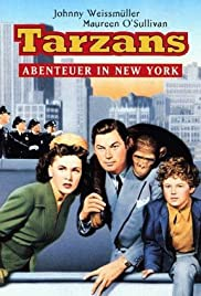Tarzan's New York Adventure (1942) Poster - Movie Forum, Cast, Reviews