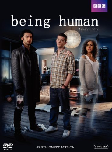 Russell Tovey, Lenora Crichlow, and Aidan Turner in Being Human (2008)