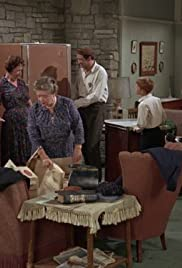 Aunt Bee on TV Poster