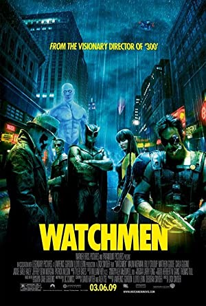 Watchmen (2009) Download on Vidmate