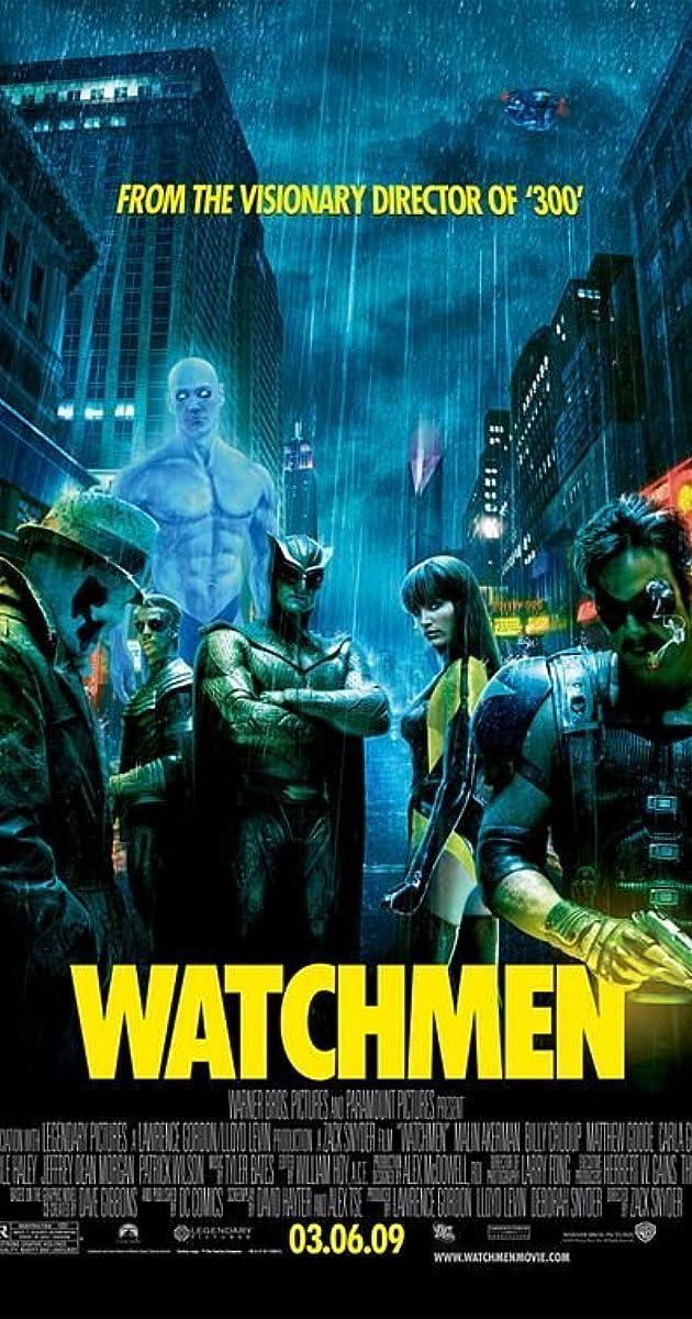 Stebėtojų lyga / Watchmen (2009) Online