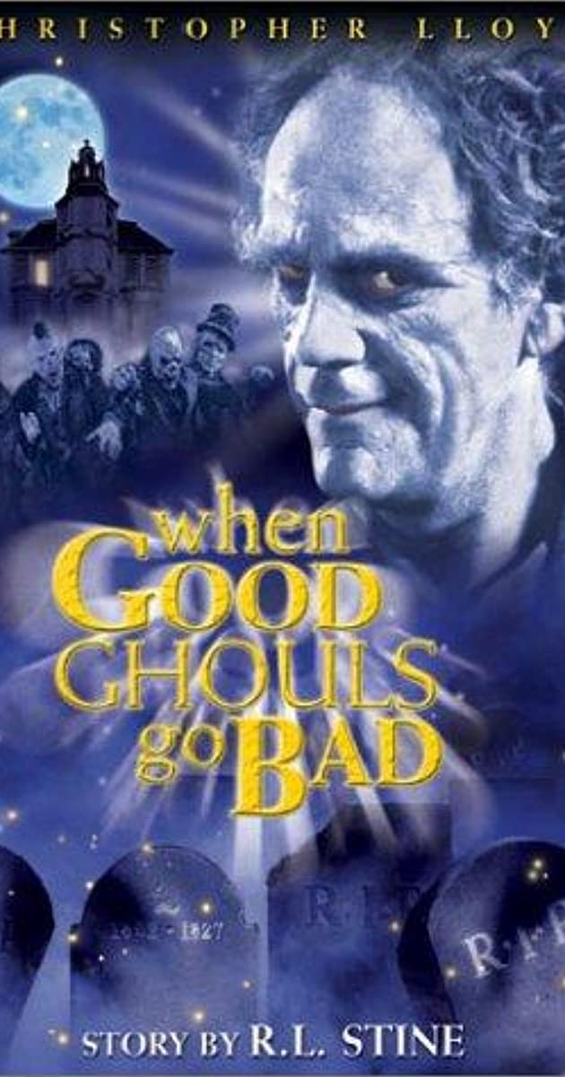 Ir geri zombiai kartais pyksta / When Good Ghouls Go Bad (2011) Online