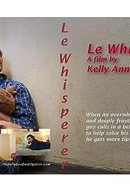 Le Whisperer Poster