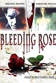 Bleeding Rose Poster