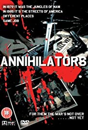 The Annihilators Poster