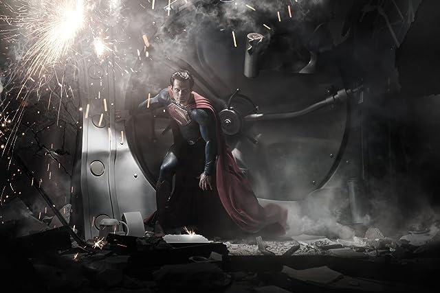 Henry Cavill in Man of Steel (2013)