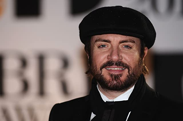 Simon Le Bon at Brit Awards 2011 (2011)