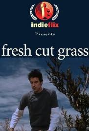 Fresh Cut Grass Poster