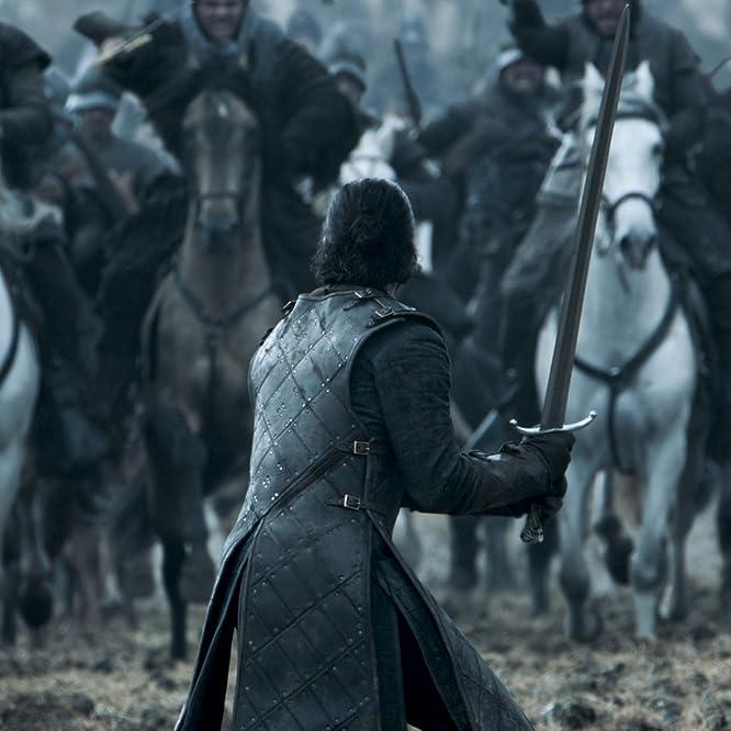Kit Harington in Game of Thrones (2011)