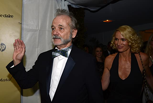 Bill Murray and Kelly Lynch