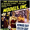 Howard Duff and Coleen Gray in Models Inc. (1952)