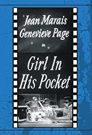 Girl in His Pocket Poster