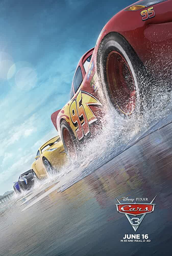 Cars 3 2017 Hindi Dubbed Dual Audio 720p BRRip full movie watch online freee download at movies365.org