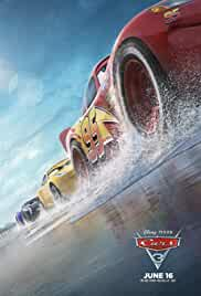 Cars 3 2017 BluRay 720p 1GB Dual-Audio ( Hindi – English ) AAC 5.1 MKV