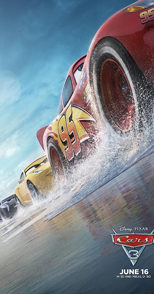 new release car moviesCars 3 2017  IMDb