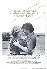 Alice Doesn't Live Here Anymore(1974) Poster - Movie Forum, Cast, Reviews