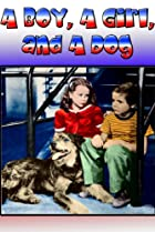 Image of A Boy, a Girl and a Dog