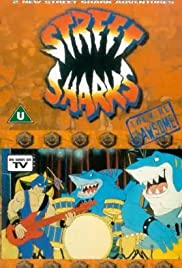 Fresh Water Sharks Poster