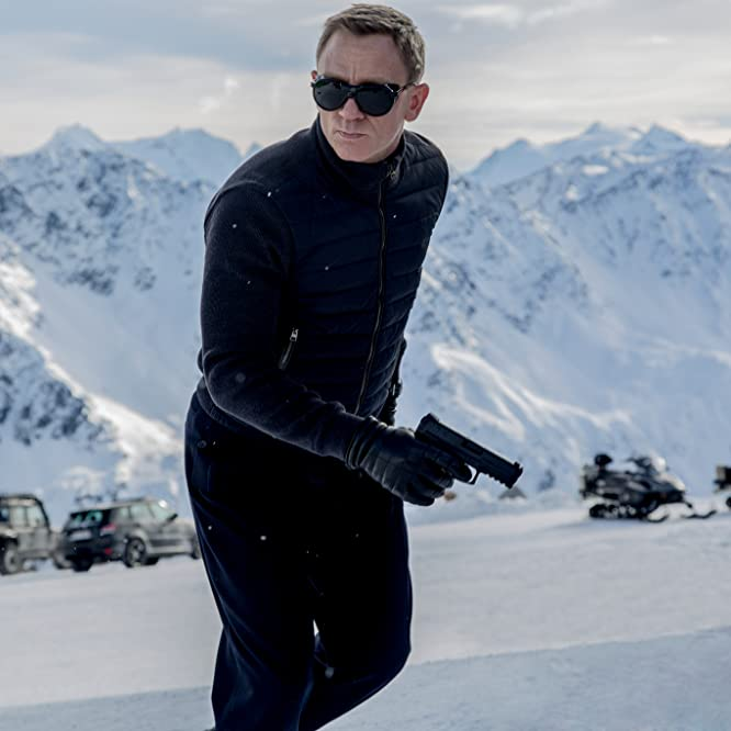 Daniel Craig in Spectre (2015)