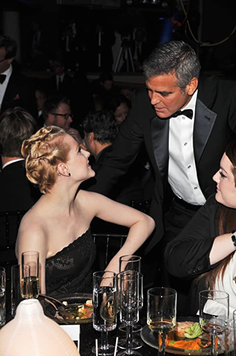 George Clooney and Evan Rachel Wood