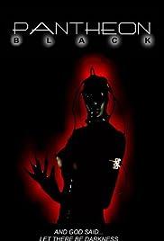 Pantheon Black Poster