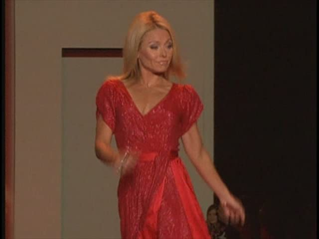 The Red Dress Collection 2007 Fashion Show (2008)