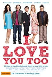 I Love You Too Poster