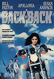 Back to Back Poster