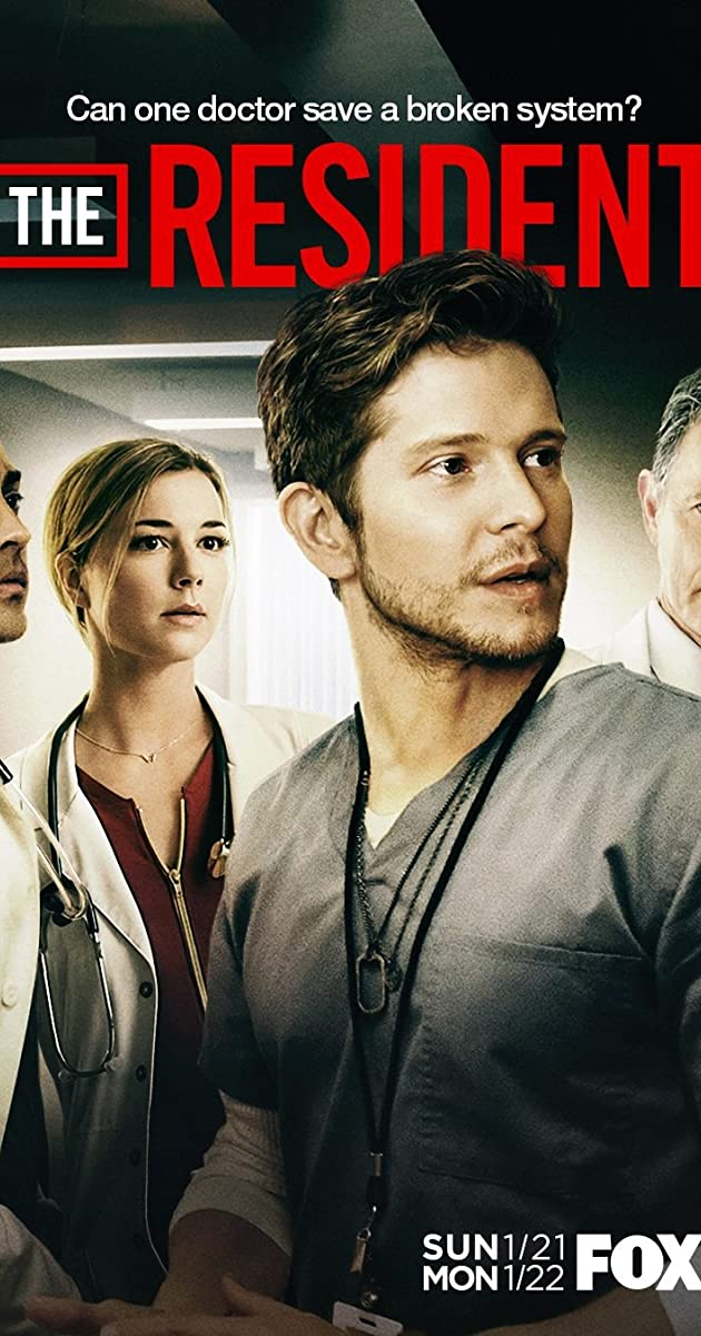 Rezidentas (1 sezonas) / The Resident (season 1) (2018) online
