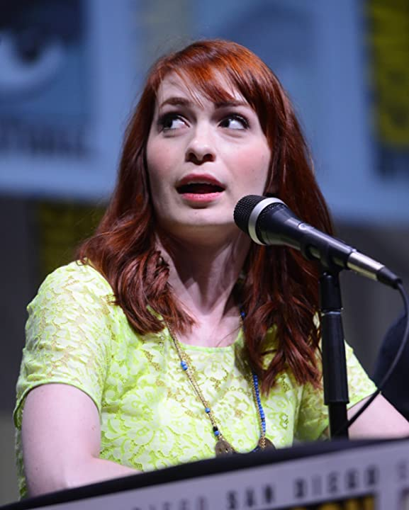 Felicia Day at an event for Supernatural (2005)