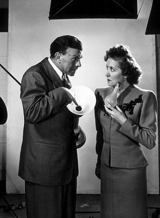 George Burns and Gracie Allen C. 1953 CBS