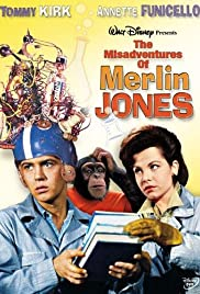 The Misadventures of Merlin Jones Poster