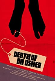 Death of an Usher Poster