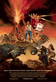 Aqua Teen Hunger Force Colon Movie Film for Theaters (2007) Poster - Movie Forum, Cast, Reviews