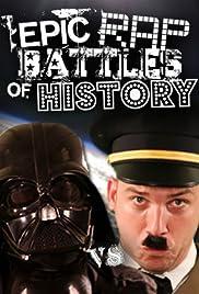 Darth Vader vs. Adolf Hitler Poster