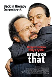 Analyze That (2002) Poster - Movie Forum, Cast, Reviews