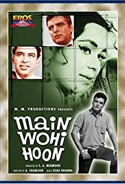 Main Wohi Hoon Poster