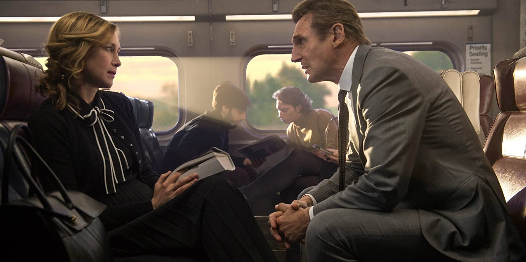 The Commuter (2018)