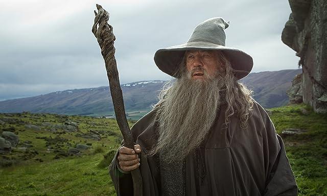 Ian McKellen in The Hobbit: An Unexpected Journey (2012)