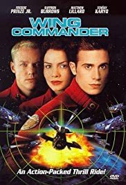 Wing Commander (1999) Poster - Movie Forum, Cast, Reviews