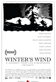 Winter's Wind Poster