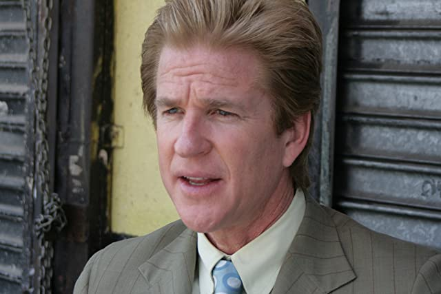 Matthew Modine in Little Fish, Strange Pond (2009)