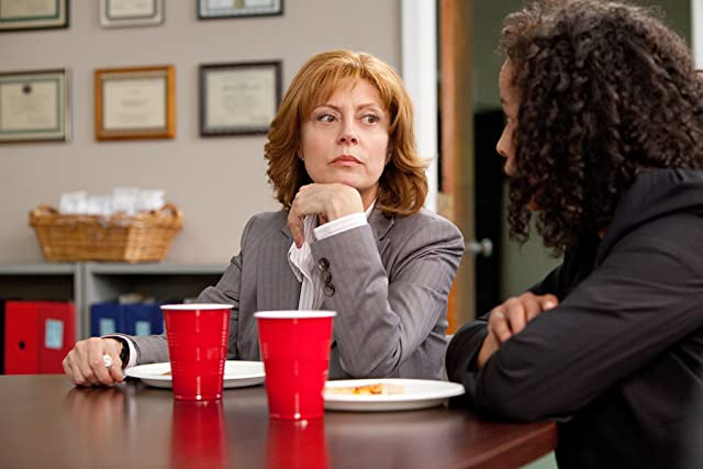 Susan Sarandon and Rae Dawn Chong in Jeff, Who Lives at Home (2011)
