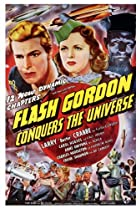 Image of Flash Gordon Conquers the Universe