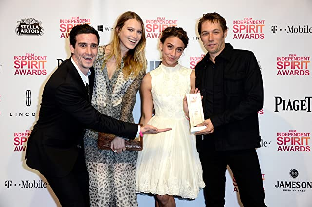Sean Baker, James Ransone, Stella Maeve, and Dree Hemingway