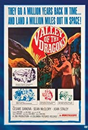 Valley of the Dragons(1961) Poster - Movie Forum, Cast, Reviews